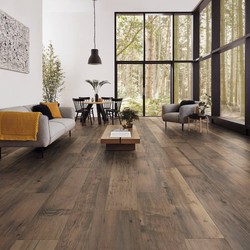 Natural Wood Effect Vinyl Flooring Realistic Wood Floors