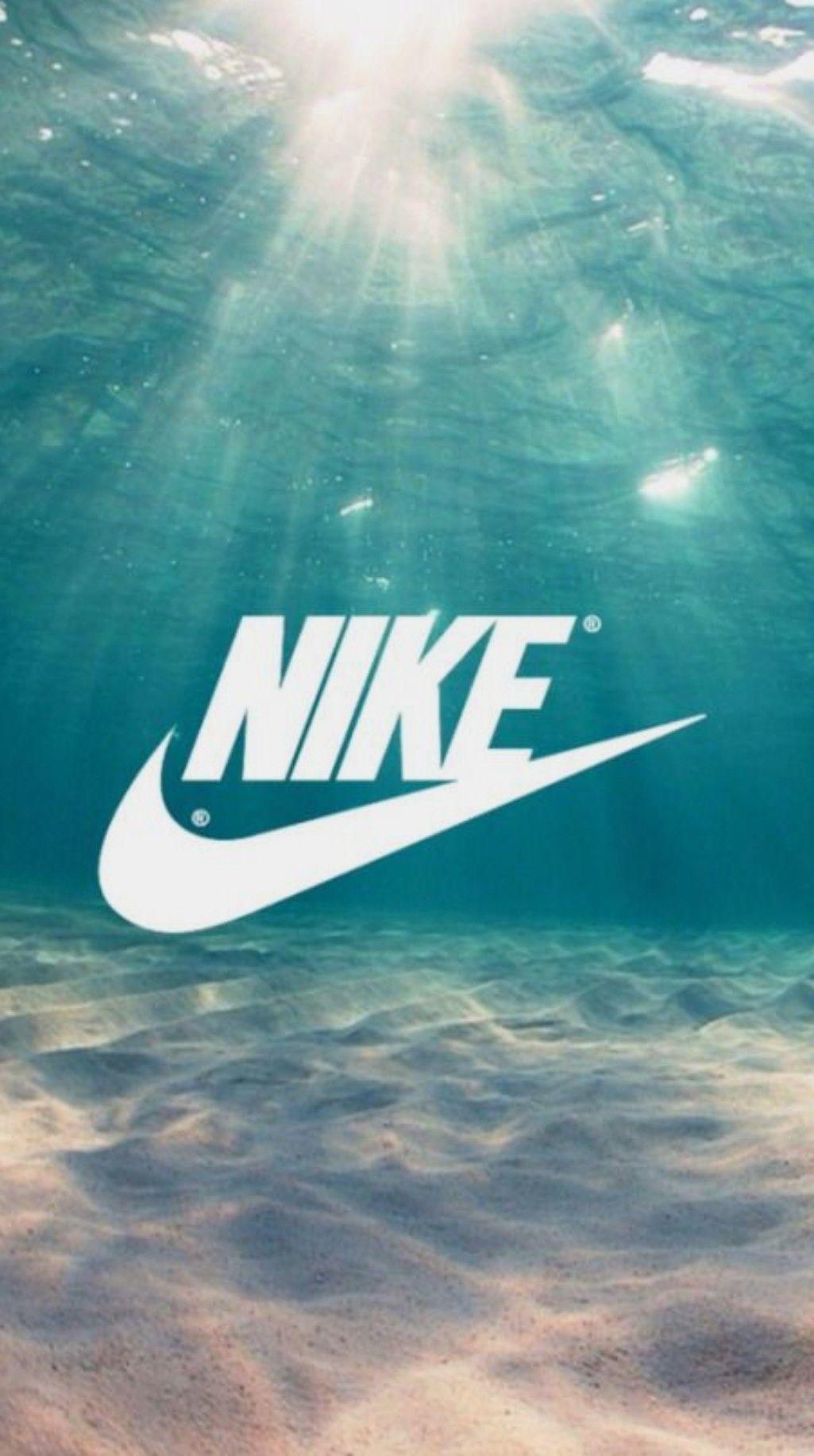 Cute Ocean Nike Phone Wallpaper In 2020 Nike Wallpaper Iphone Nike Wallpaper Nike Logo Wallpapers