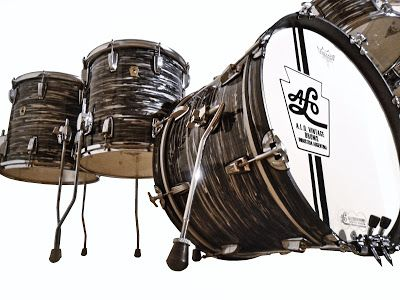 A.L.O. Vintage Drums