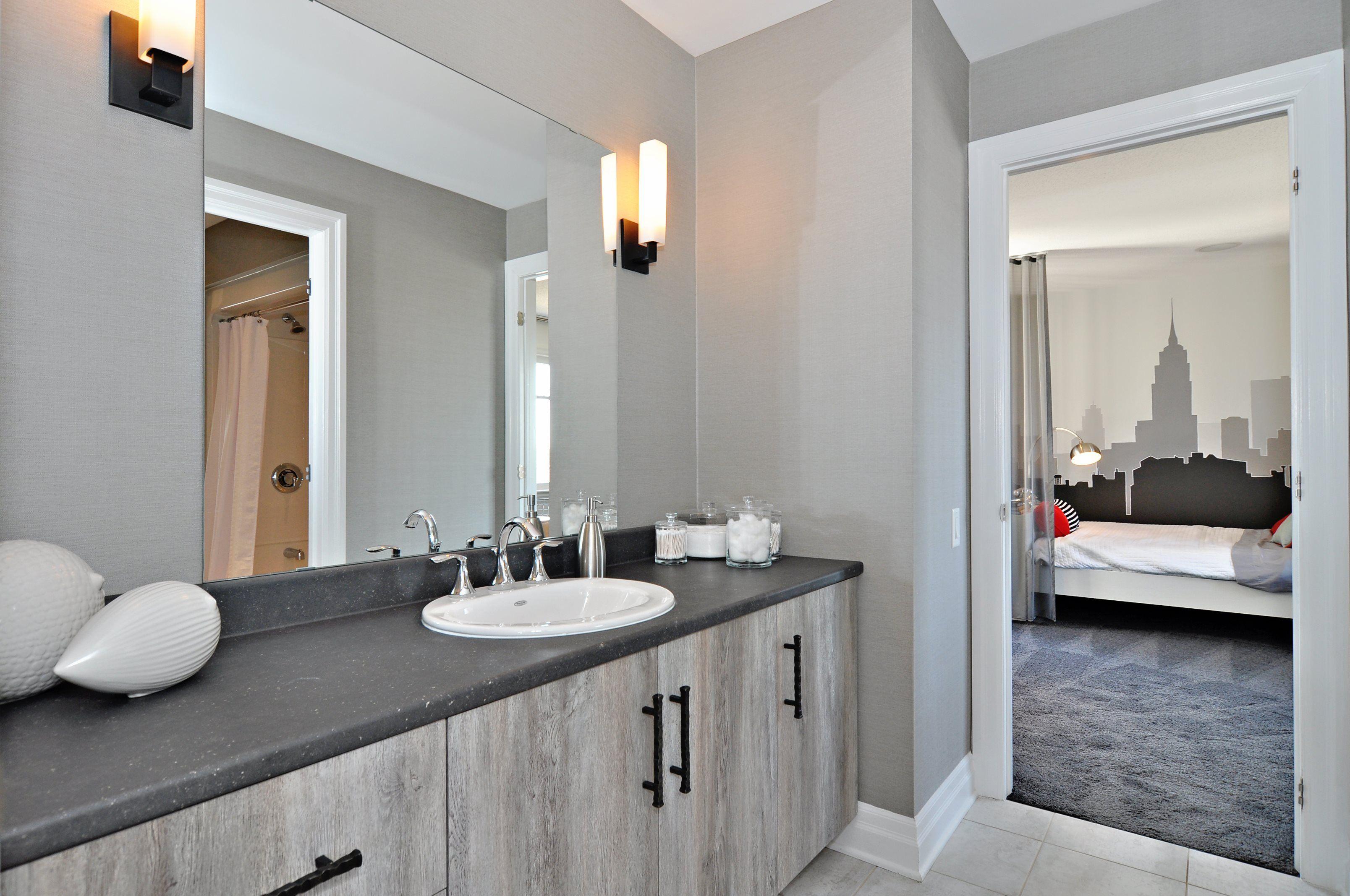 blackstone homes model bathroom monarch ottawa kanata bathroom - Blackstone Home Design