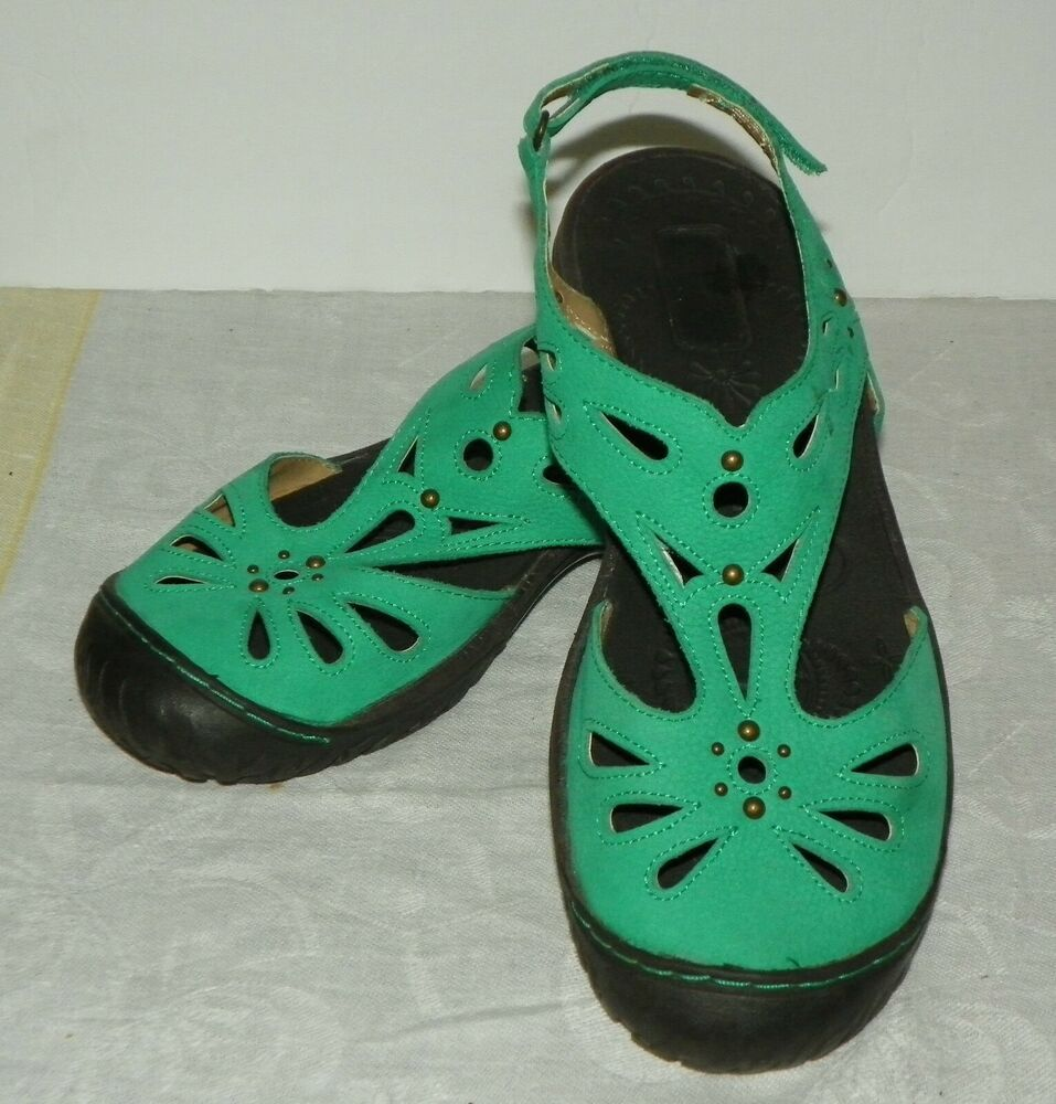 Size Suede Green All Shoes Design Sandals Jambu Leather Terra Sporty CWrxBoeQd