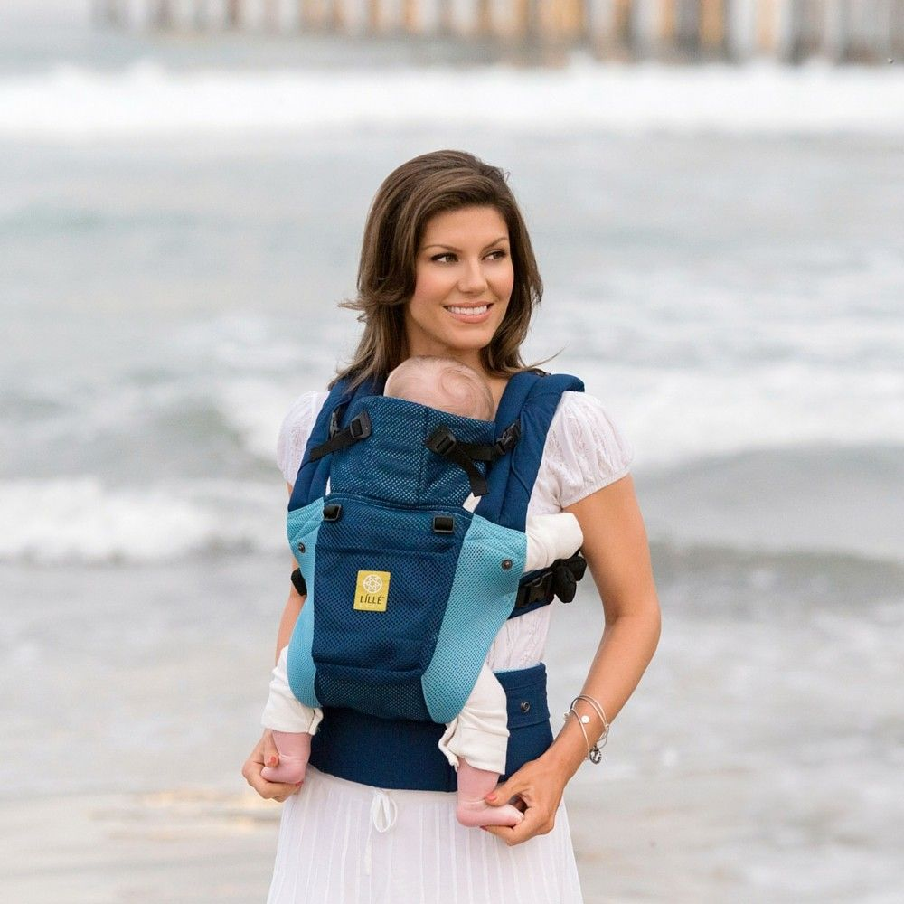 4894562f4e0 LILLEBABY COMPLETE Airflow in new Blue and Aqua. 6 carrying positions