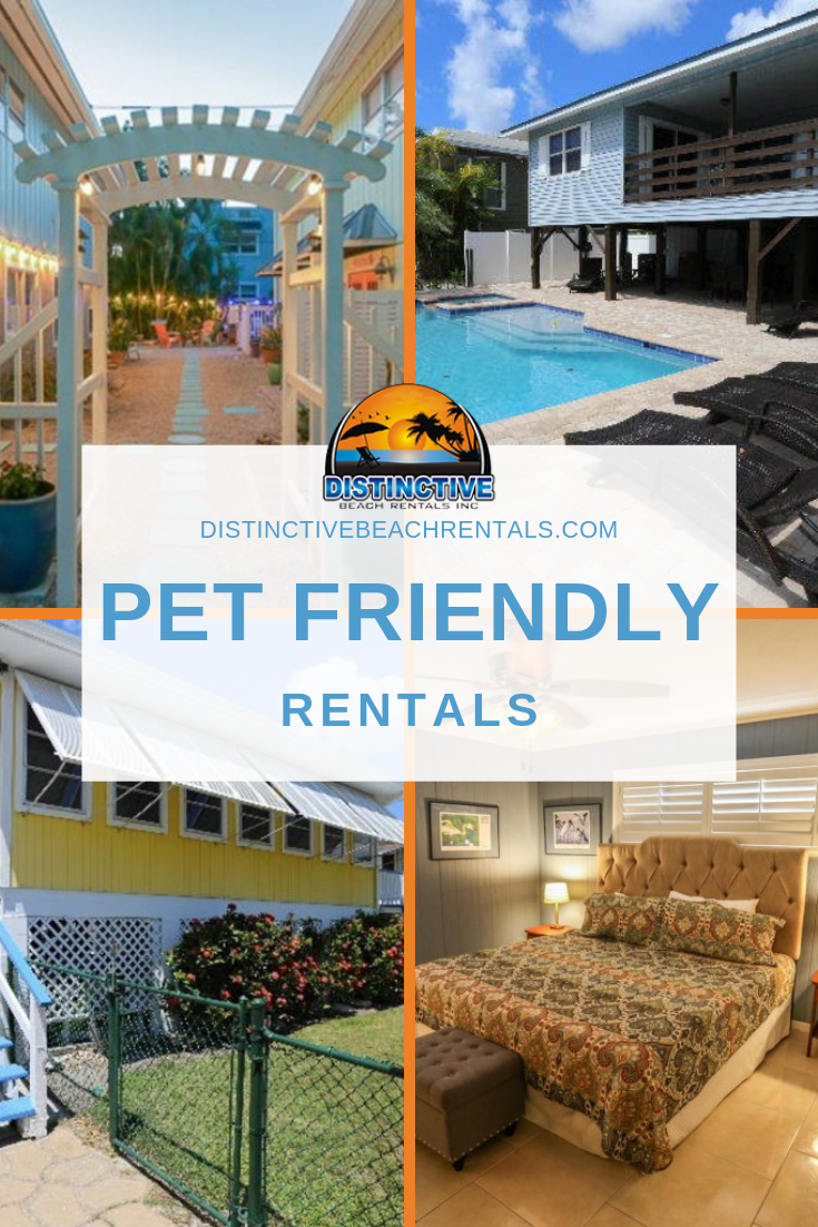 Fort Myers Beach Pet-Friendly Vacation Rentals