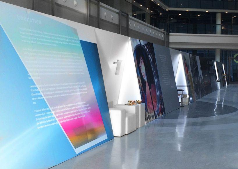 Exhibition Stand Design Lebanon : Regroup media ads web design creative graphic social media