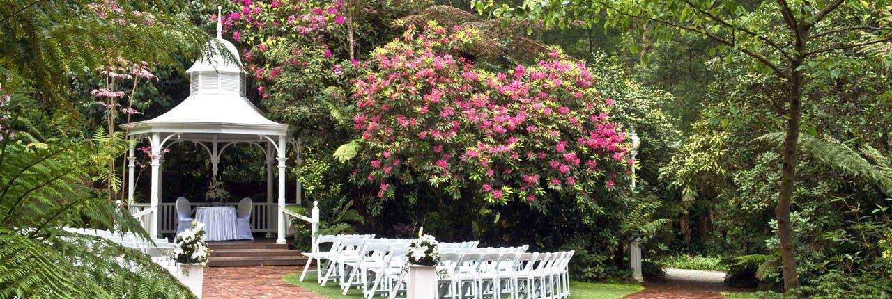 Lyrebird Falls Is An Award Winning Melbourne Wedding Reception Venue