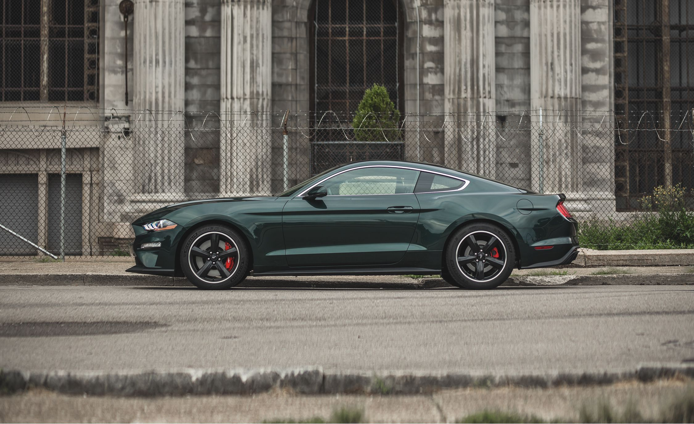 InDepth Photos of the 2019 Ford Mustang Bullitt Ford
