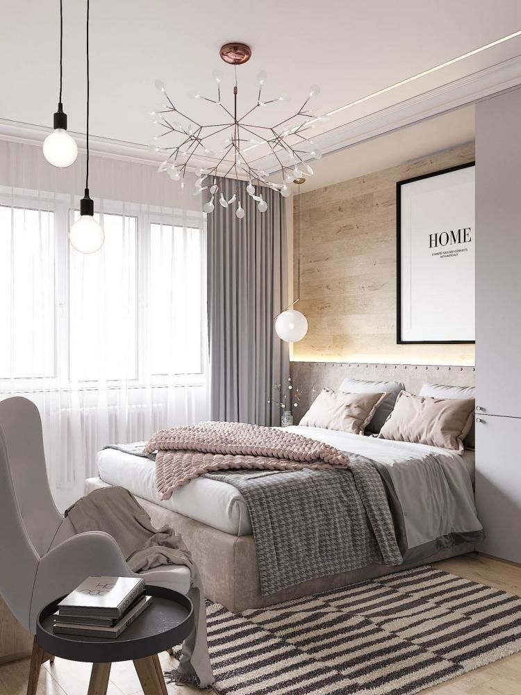 30+ Cozy Scandinavian Style Home With Green Decor Ideas