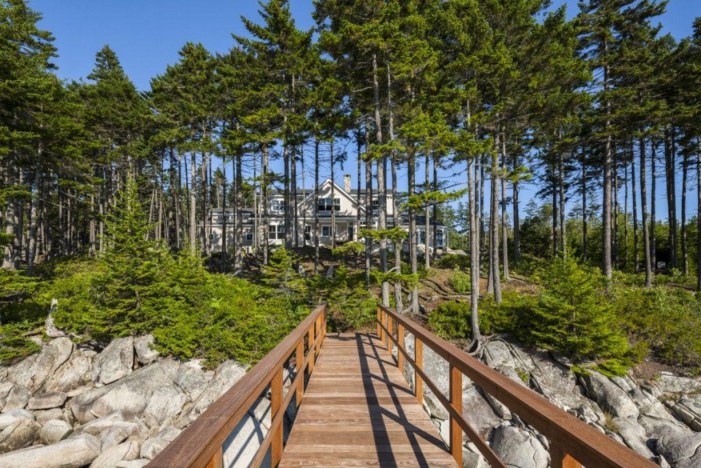 Rackliff Island Residence | Phi Home Designs