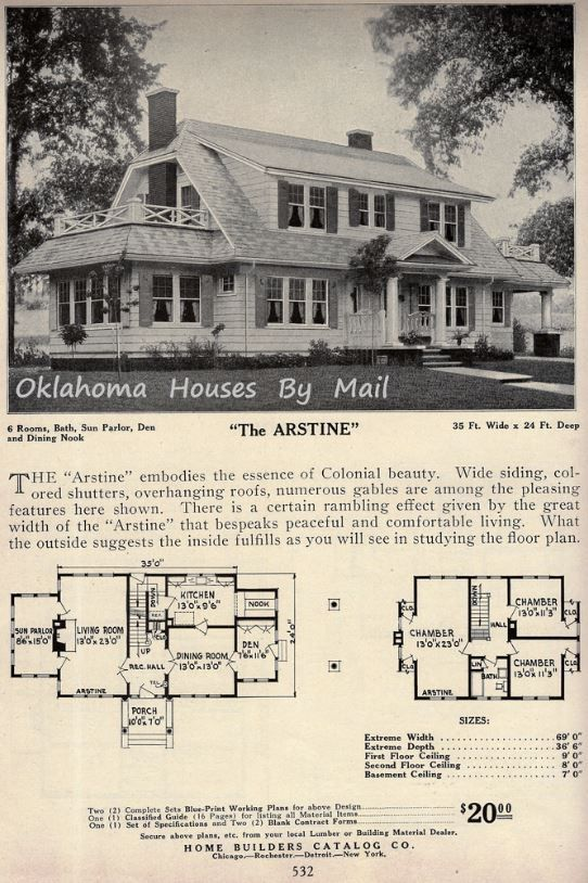 This Neglected Old House In Massachusetts Got An Amazing Makeover Colonial House Plans Vintage House Plans Cottage House Plans