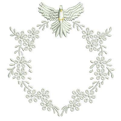 MOLDURA DIVINO 10 CM   Stensils   Pinterest   Embroidery ...