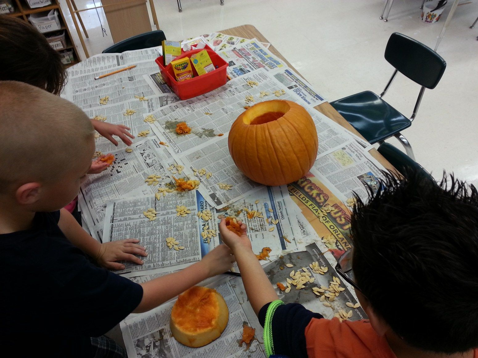 Pumpkin Activities For Reading Writing Math And Science