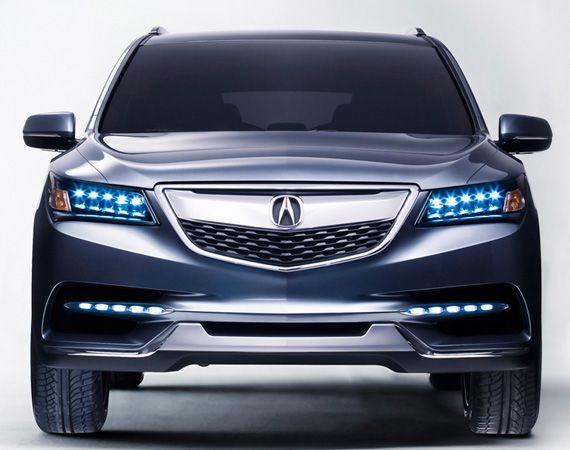2015 Acura Rdx Rumors First Look And Release Date Automoviles Autos Motocicletas