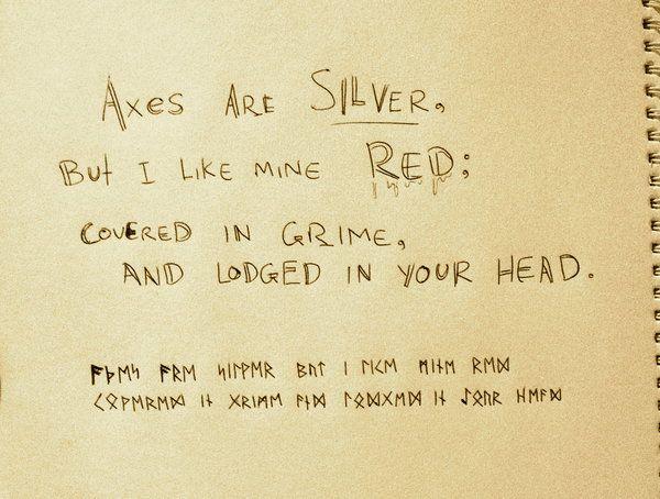 Viking Poems 1