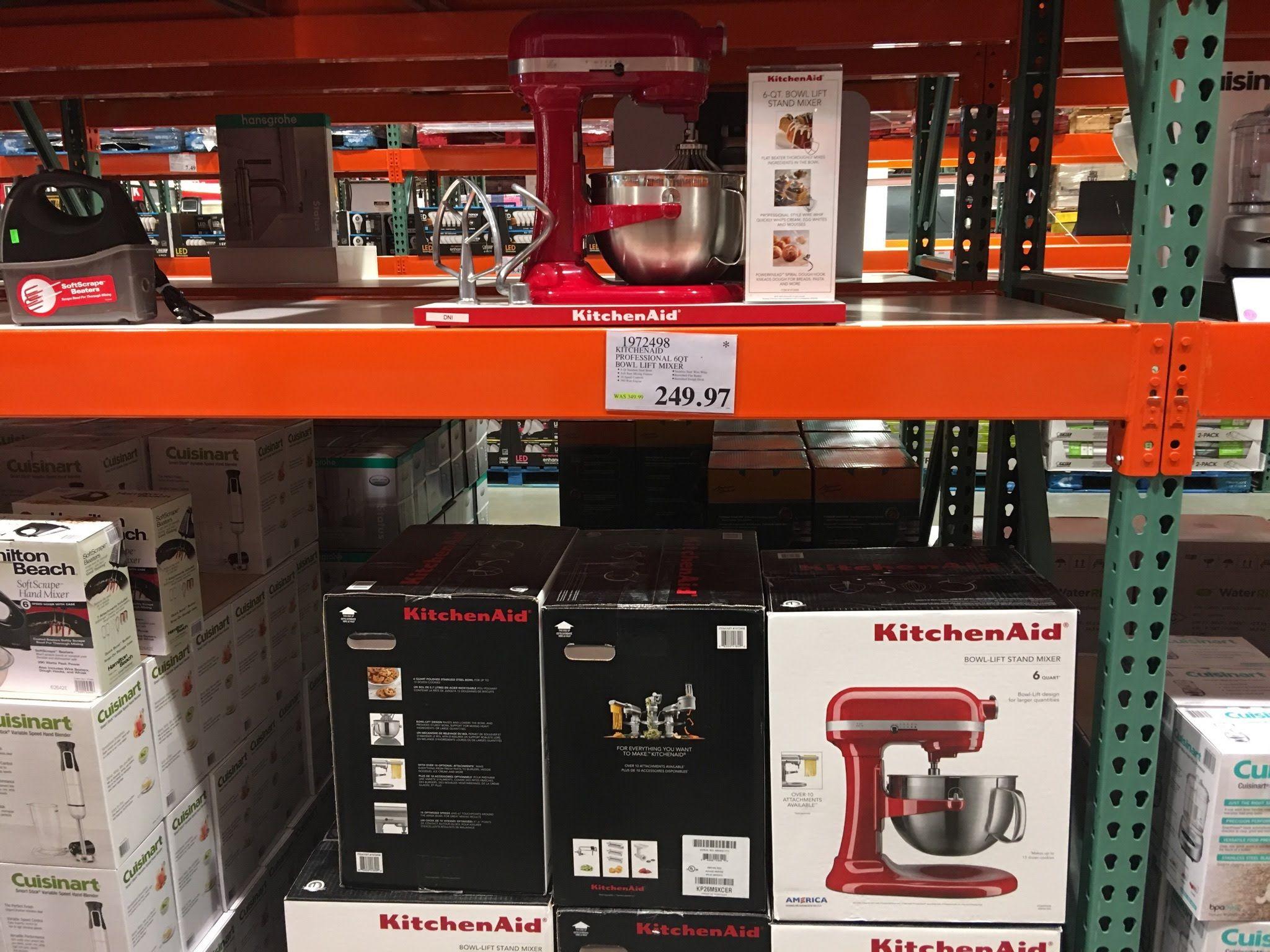 20 Kitchenaid Mixer Sale Costco Magzhouse