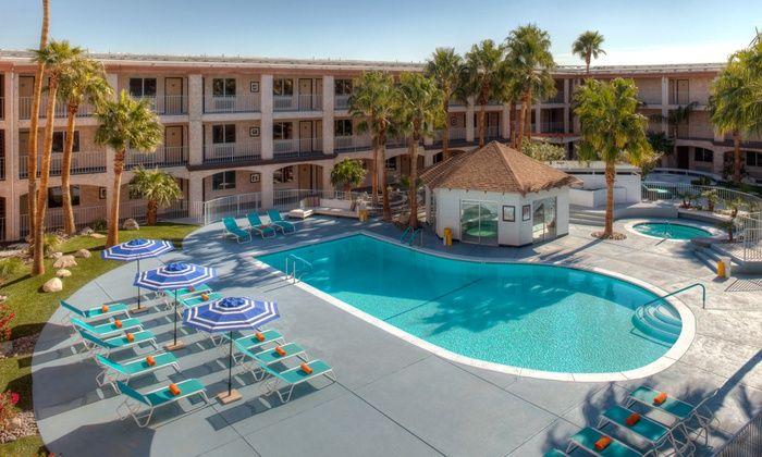 Aqua Soleil Hotel (PARENT ACCOUNT) Palm springs hotels