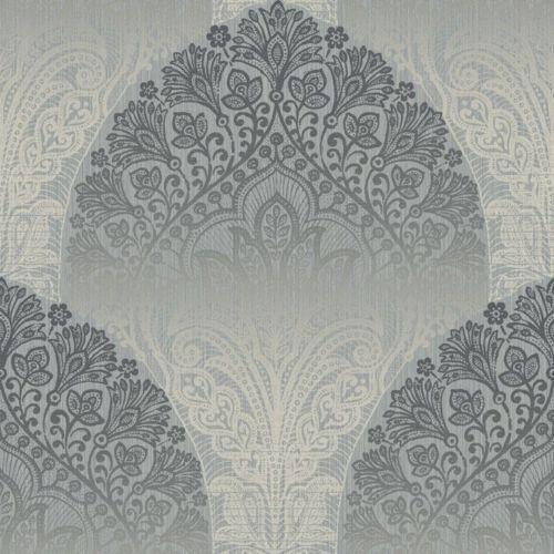 Sp18245 Spectrum Damask Cream Grey Silver Galerie Wallpaper Amazon Co Uk Diy Amp Tools Galerie Wallpaper Wallpaper For Sale Damask