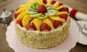 Resultado de imagen para tartas de frutas recetas