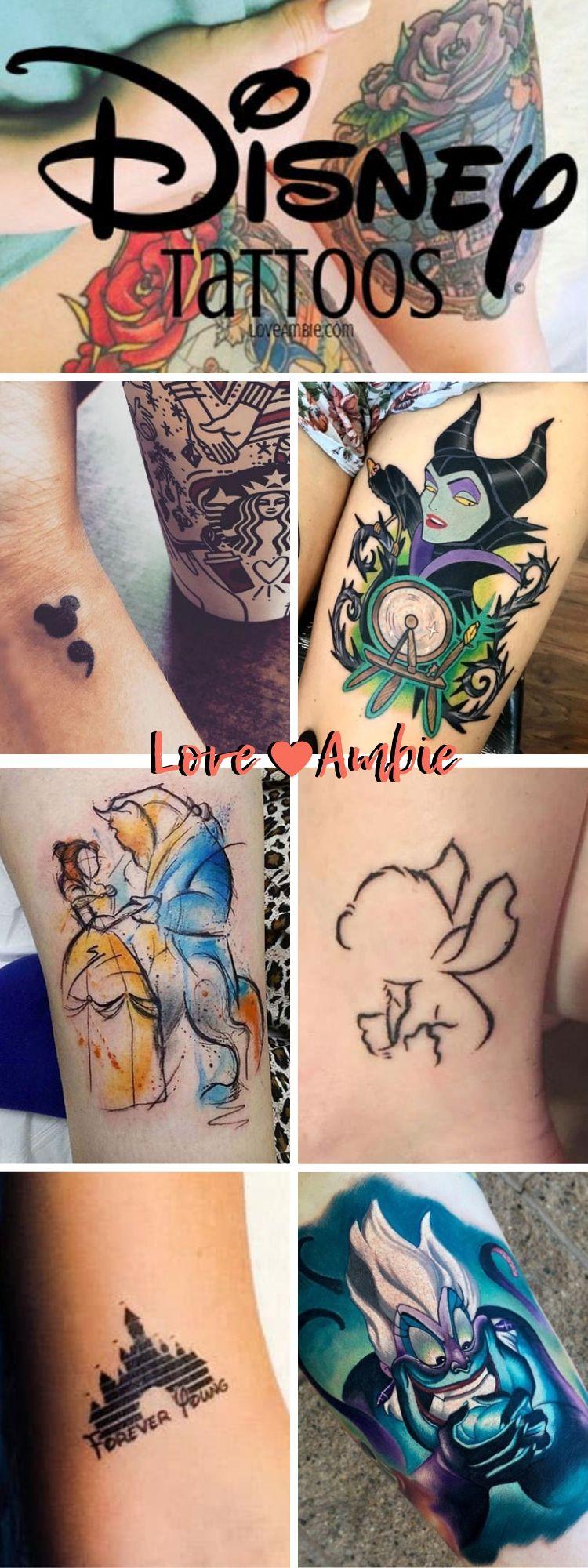 Cute Disney Tattoos Best Ideas and Designs Update