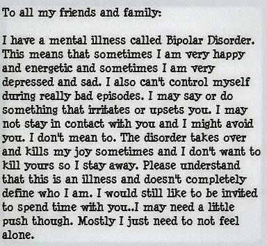 Bipolar Quotes Unique Pinnicki Pinterest On Depression  Pinterest  Bipolar