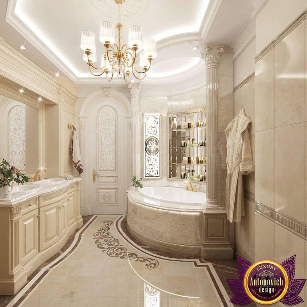 The Best Bathroom Design Ideas From Katrina Antonovich Classic