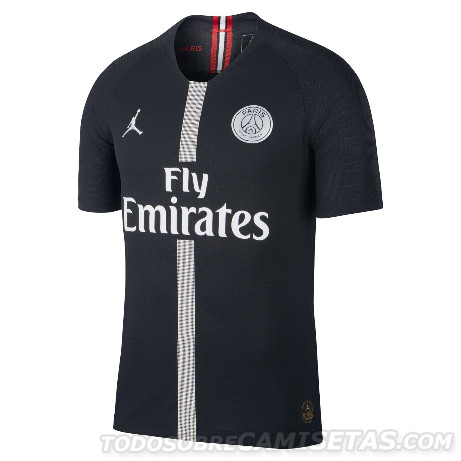 PSG Jordan 201819 Collection Sólo fútbol Camisetas