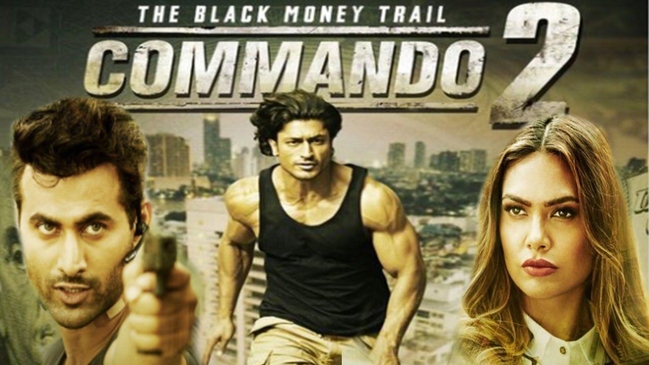 Watch commando 2 2017 full movie
