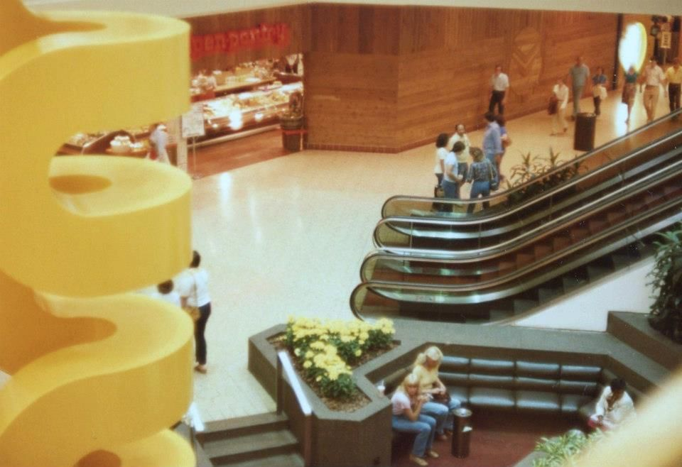 Fairlane town center dearborn mi 80s vintage mall