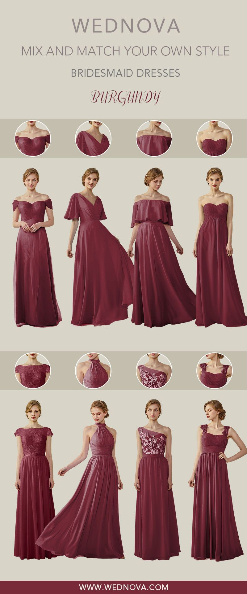 Beautiful style chiffon bridesmaid dress high quality a line dress