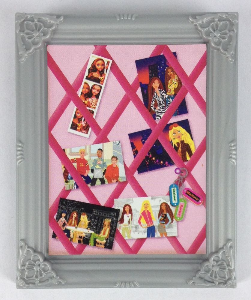 2004 My Scene Barbie Masquerade Madness Party Pad Loft Replacement Frame
