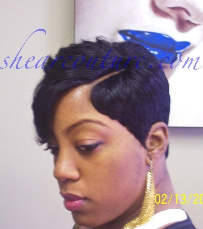 Pin By Laurel Alcenat On Hairstyles Quick Weave Hairstyles 27 Piece Hairstyles Short Quick Weave Hairstyles