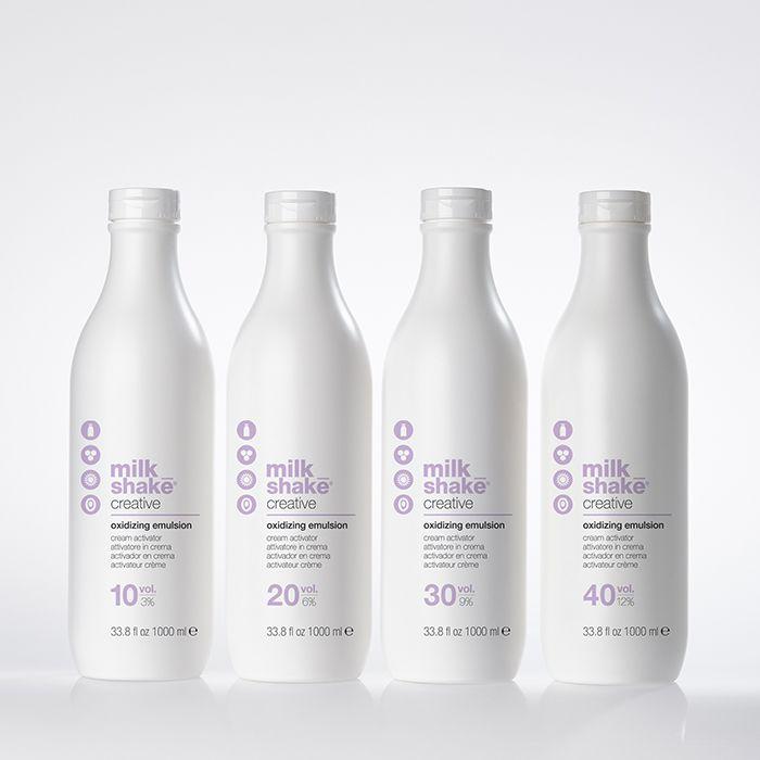 Milk Shake Creative Permanent Color Developer Milkshake In 2018