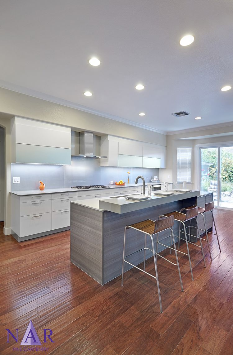 Grey Inspired Kitchen in Poggenpohl cabinetry. Lucy\'s Dream Kitchen ...