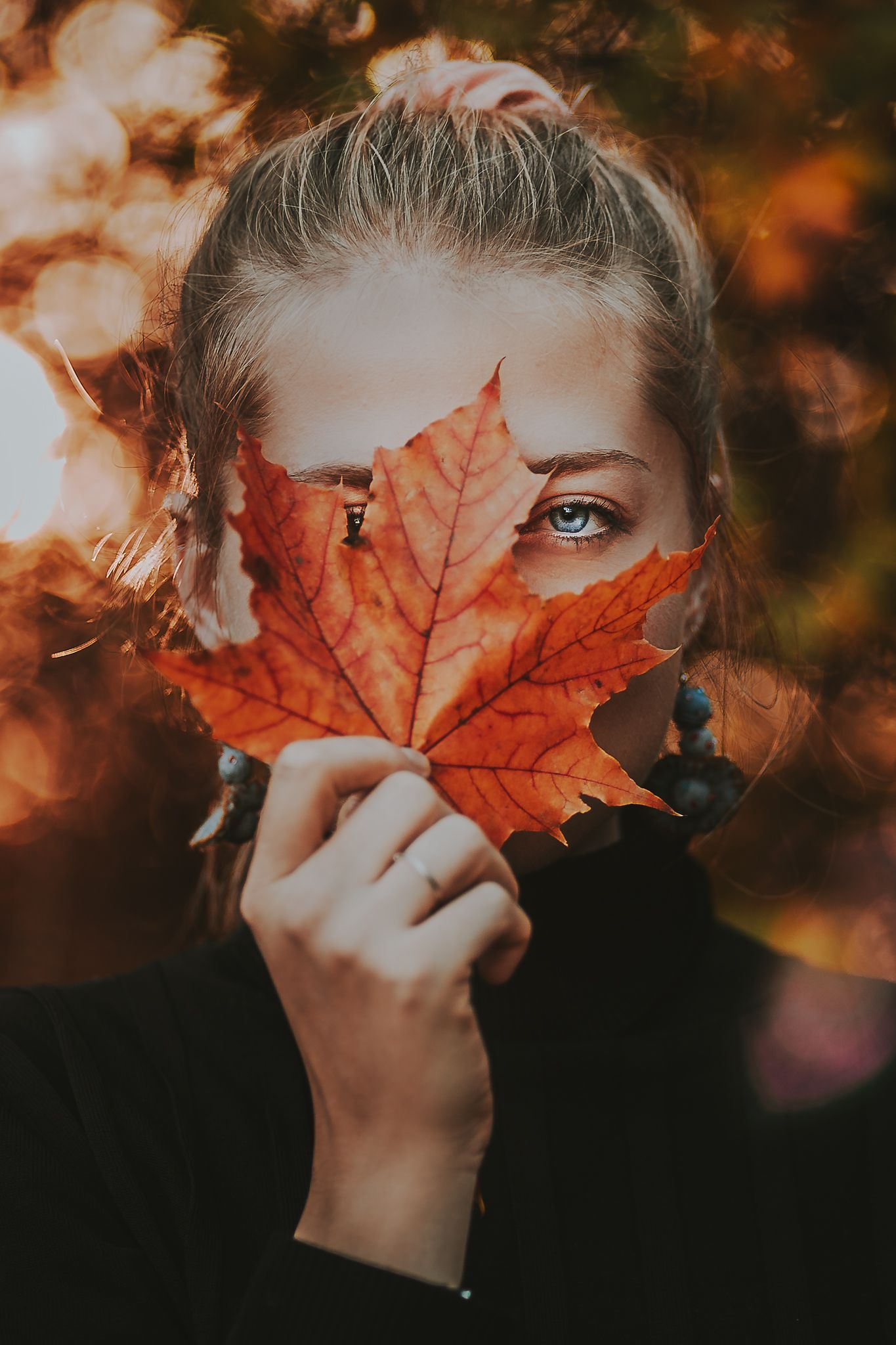 Autumn Portrait