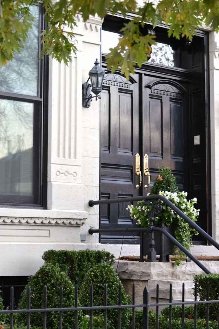 shiny front door   Architecture   Pinterest   Front doors, Doors and ...
