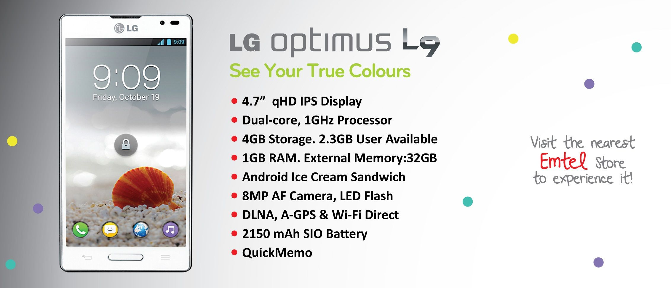 LG OPTIMUS L9 | Devices | Android ice cream sandwich, Wifi