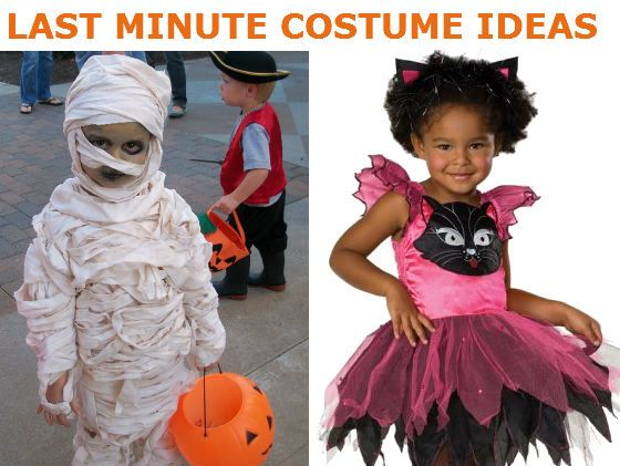 costumes - Homemade Halloween Costumes Ideas For Kids