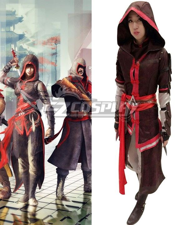 Women S Assassin S Creed Costumes Assassins Creed Kostum