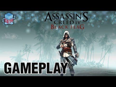 Ac4 Black Flag Next Gen Gameplay Commentary Ac4 Blackflag