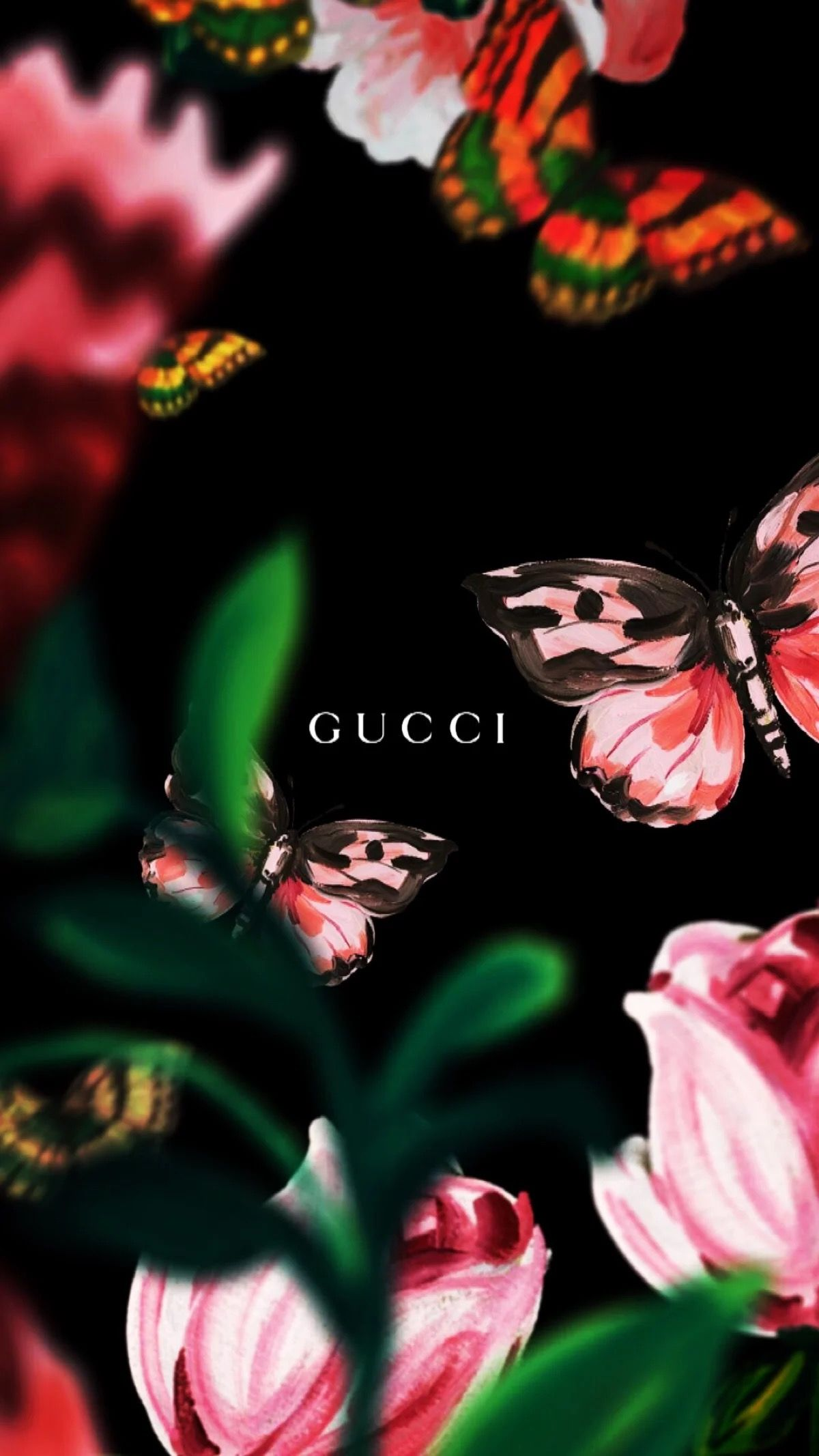Gucci Snake Wallpaper Iphone X Pin De Pankeawป่านแก้ว En Wallpaper Fondo De Pantalla