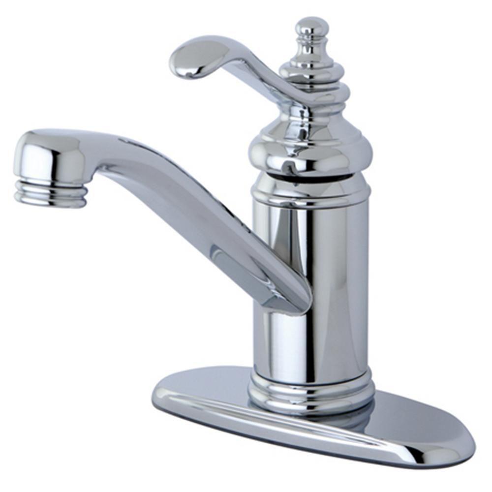 Kingston Brass Traditional Single Hole Single Handle Bathroom