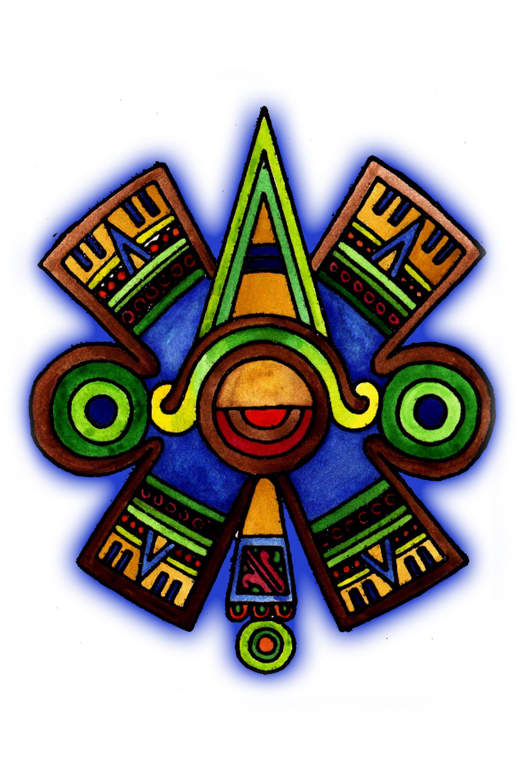a04daf30f2d67 Ollin- earth wake | North America Indian's Art Symbols & Pics.