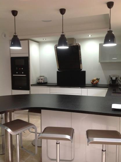cuisine contemporaine conception #inspirationsinterieurs Plan de ...