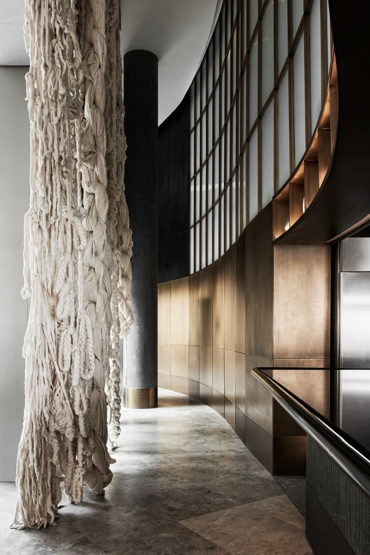 Sean Connolly At Dubai Opera Australian Interior Design