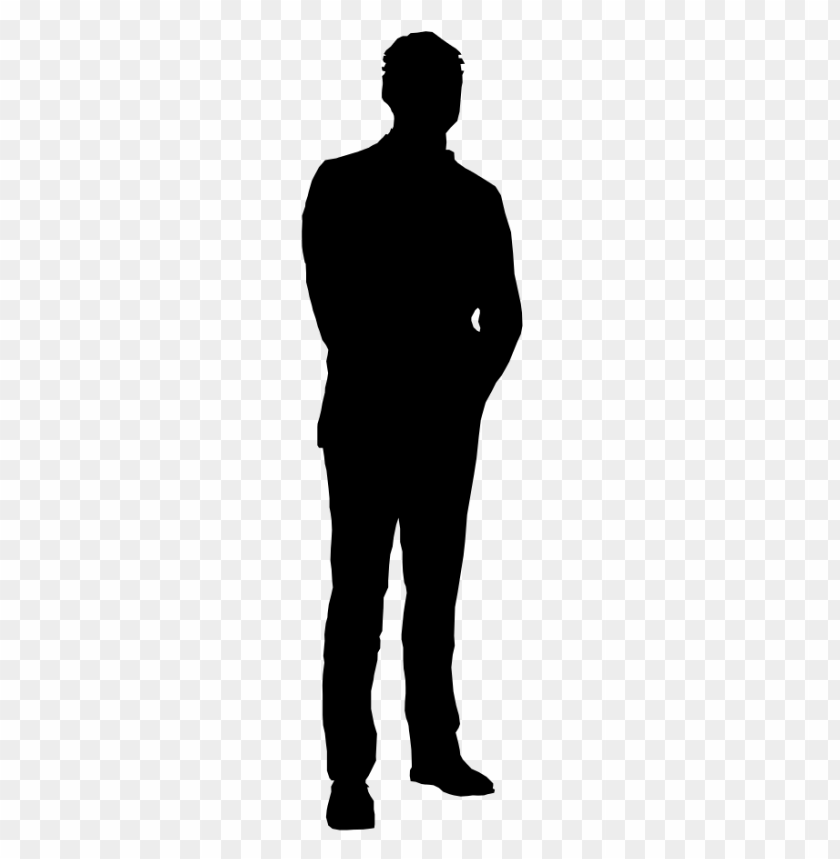 Man Standing Silhouette Png Free Png Images Png Free Png Images Silhouette Png Person Silhouette Silhouette Man