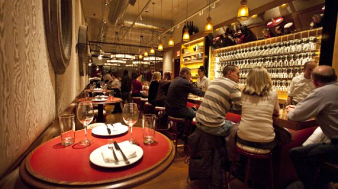 Where to eat Christmas dinner in NYC | Amerika