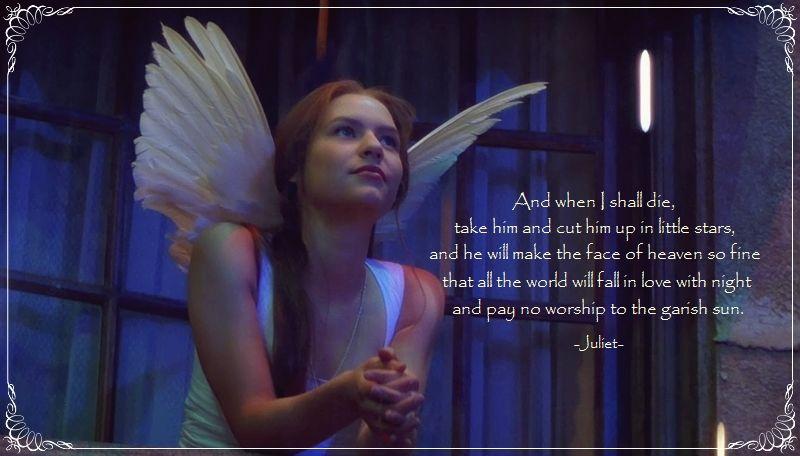 Romeo Juliet Quotes Amazing Says Juliet In Romeo And Juliet Quotes QuotesGram Period Drama