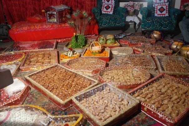 sweets is what makes a Bengali wedding | Bengali Wedding Ideas
