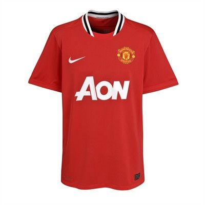 11 12 Manchester United Kit  2b6aa98523007