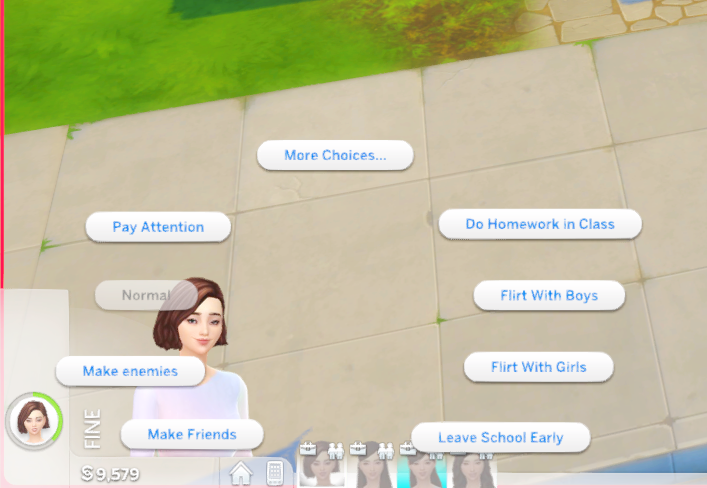 Better High School Mod Sims 4 Game Sims Sims 4