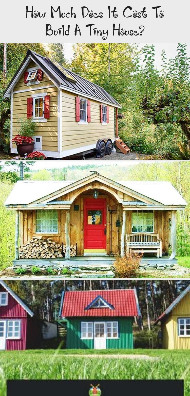 The Answer To How Much Does It Cost To Build A Tiny House And 6 Effective Ways To Keep Withi Building A Tiny House Building A Small House Shed To Tiny House